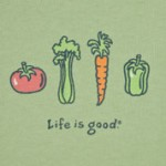 Eat Consciously Life is good