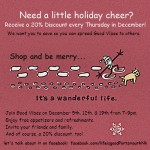 Shop and Be Merry On Thursdays