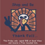 Shop and Be Thankful Friday Deals